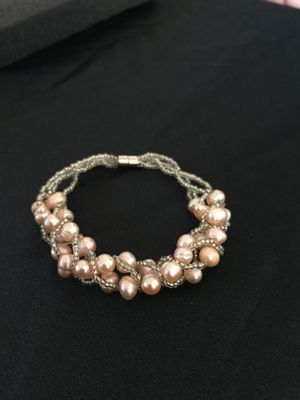 Freshwater Pearls Bracelet for Sale in San Mateo, CA