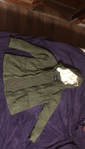 American Eagle Olive Winter Coat XS New for Sale in Kansas City, MO
