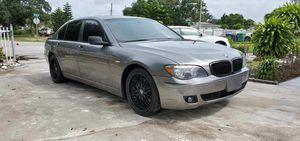 2008 BMW 750LI 750 LI 750 for Sale in Miramar, FL