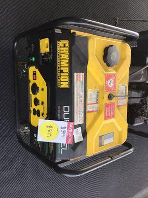 Champion Generator for Sale in Kansas City, MO