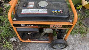 Generac GP3250 Generator for Sale in St. Petersburg, FL