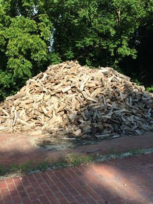 Seasoned Firewood for Sale in Fuquay-Varina, NC