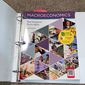Macroeconomics 5th Edition for Sale in Tigard, OR