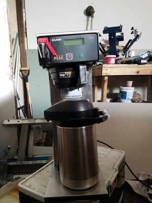 bunn coffee maker for Sale in Philadelphia, PA