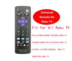 Universal Remote Compatible for ROKU Built-in Televisions and Roku Box Players for Sale in Riverside,  CA