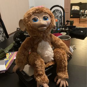 Hasbro Fur Real Friends Monkey for Sale in Chicago, IL