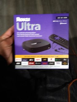 Roku Ultra for Sale in Ontario,  CA