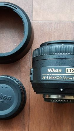Nikon 50mm F1.8g Camera Lens for Sale in Malden,  MA