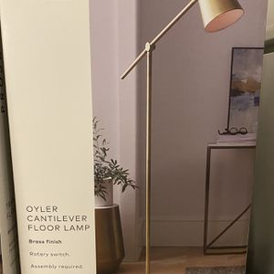 Gold Brass Lamp | PRICE IS NEGOTIABLE for Sale in Washington, DC