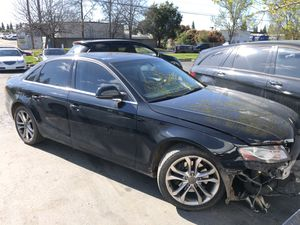 2011 Audi A4 Quattro Parting Out! Fits 2009-2014 Audi A4 for Sale in Rancho Cordova, CA