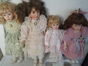 Antique China Dolls for Sale in Austin, TX