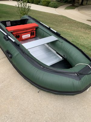 Aleko 10.5' Inflatable Boat for Sale in Argyle, TX