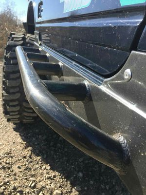 Custom built bumpers,Nerf bars,Rock sliders and hooks&Hitches for Sale in Longmont, CO