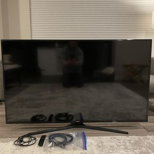 Samsung 55 inch 4K LED TV for Sale in Bothell, WA