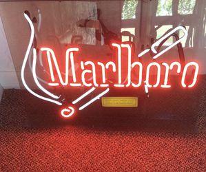 Rare Vintage Marlboro Neon for Sale in Portland,  OR