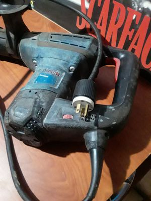 BOSCH DEMOLITION JACK HAMMER for Sale in Whittier, CA