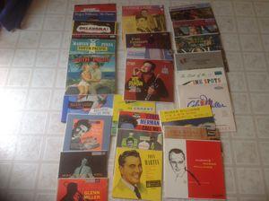 28 Music Albums, estate find.. war time, jazz, etc... for Sale in Oceano, CA