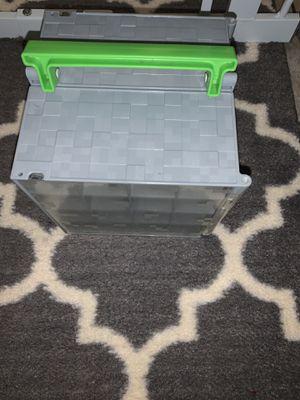 Minecraft cube/figure storage cube for Sale in Vallejo, CA