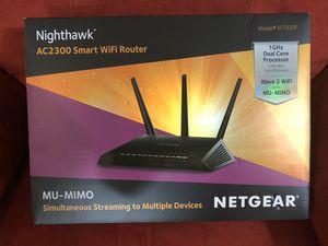 Netgear Nighthawk AC2300 wifi router for Sale in Dulles, VA
