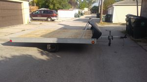Triton aluminum trailer 8 x 10 for Sale in Schiller Park, IL