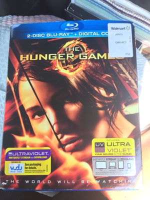 The Hunger games - The World Will Be Watched Blu-ray for Sale in Spring Valley, MN
