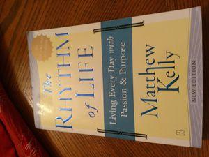 The Rhythm of Life (Matthew Kelly) for Sale in Rogers, MN
