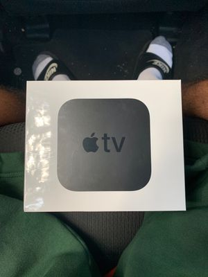 Apple TV box brand new for Sale in Tampa, FL