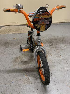 "Boys 14"" Lion Guard Bike for Sale in Sanctuary, TX"