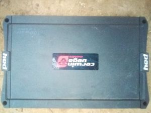 Cerwin Vega mobile model hed3100 0.2 1000w amp for Sale in Los Angeles, CA