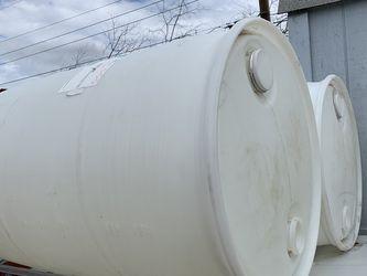White Barrels for Sale in Dallas,  TX