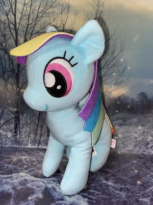 """My Little Pony Rainbow Dash 11"""" Plush for Sale in Lakewood, CA"""
