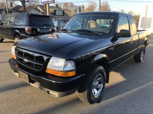2000 Ford Ranger, clean title, drives great, low miles for Sale in Glen Raven, NC