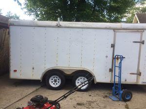 18 ft trailer for Sale in Grand Rapids, MI