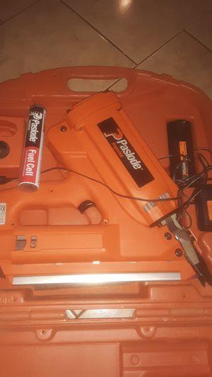 Paslode cordless nail gun for Sale in Kansas City, MO