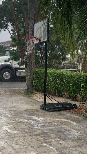 LifeTime Basketball Hoop for Sale in Boca Raton, FL