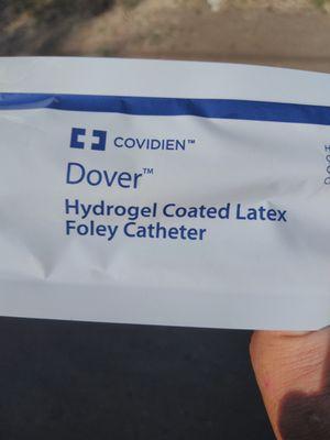 Dover Hydrogel 2Way Catheter for Sale in Bakersfield, CA
