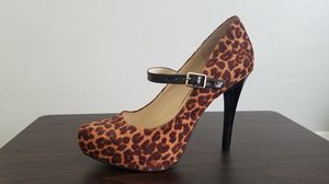 BCBGeneration Leopard Pumps Heels for Sale in Long Beach, CA