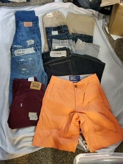 6 Jeans And 1 Shorts Boys for Sale in Lynnwood,  WA