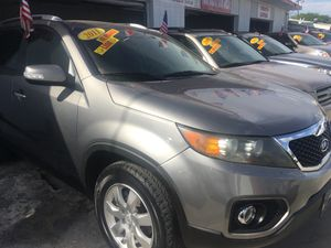 2011 Kia Sorrento 3rd row 2.5L gas saver-In House 🏠 Financing Today-$1995 Down&Drive for Sale in Houston, TX