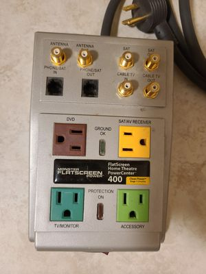 Monster surge protector for Sale in Queens, NY