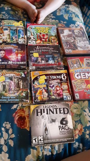 PC games make me a offer. Pick up only for Sale in Soddy-Daisy, TN