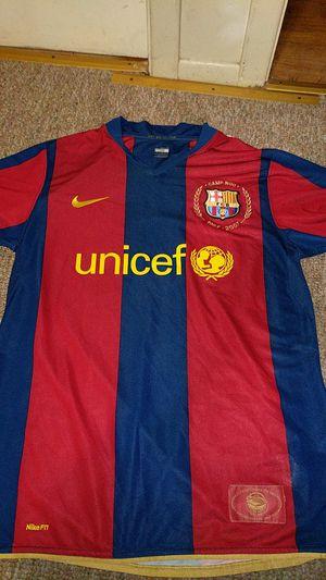 Nike UNICEF soccer jersey medium for Sale in Sacramento, CA