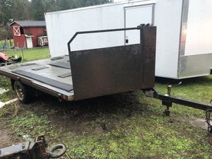 2-3 snowmobile trailer for Sale in Federal Way, WA