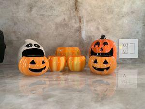 Halloween decoration set for Sale in Garden Grove, CA
