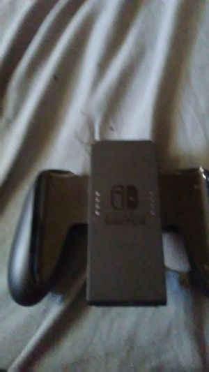 Nintendo switch charging grip for Sale in St. Louis, MO