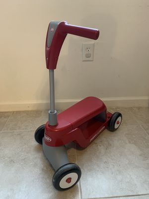 Radio flyer 2 in 1 scooter for Sale in Hallandale Beach, FL