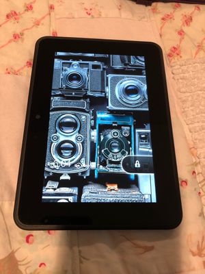 Amazon Kindle Fire HD for Sale in Salt Lake City, UT
