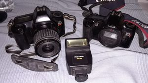 Canon EOS Rebel and EOS Rebel S for Sale in Columbus, OH