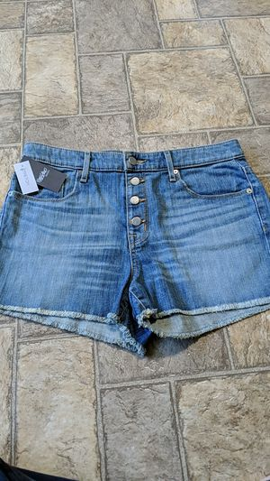 Mossimo high rise shorts - size 8 NWT for Sale in Payson, AZ