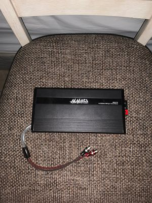 Mmats pro audio amp for Sale in Houston, TX